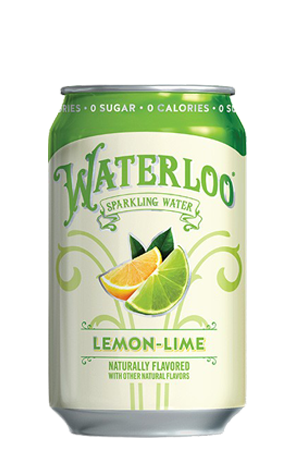 Waterloo lemon lime